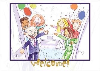 Добро пожаловать на дни открытых дверей